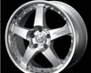 5Zigen Hyper 5ZR Wheel 18x7.5, 4x114.3