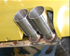 Active Autowerkes BMW E46 M3 Stainless Exhaust