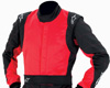 Alpinestars GP2 Racing Driving Suit Red/Black